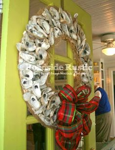 Jane Coslick Coastal Christmas Cottage Tour on Tybee Island