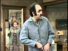 Edith Bunker quotes Edgar Guest in All in the Family Jean Stapleton, Archie Bunker, Aging Humor, All In The Family, Those Were The Days, Comedians, Men Casual, Tv, My Love