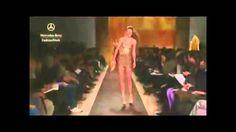 Неудачи на подиуме, модели падают на показе моды