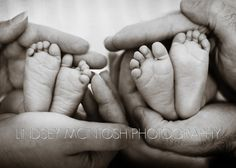 newborn twin photography - Google Search
