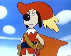 Dogtanian and the Three Muskerhounds