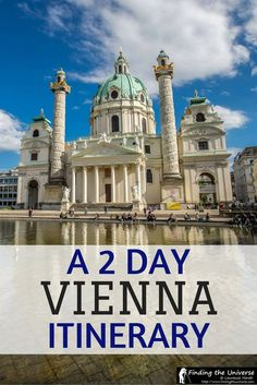 A two day itinerary for Vienna, Austria, covering the major sights, museums and highlights of this beautiful city, as well as planning tips and advice for your visit. Travel in Europe. European Vacation, Italy Vacation, European Travel, Vacation Places, Vacation Spots, Vacation Ideas, Bratislava, Visit Austria, Austria Travel