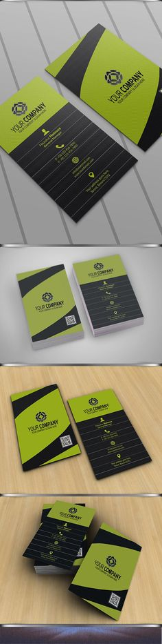 #businesscard #design from Sukidesu | DOWNLOAD: https://creativemarket.com/Sukidesu/678550-Modern-Corporate-Business-Card-Vol.2?u=zsoltczigler