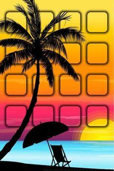 Paradise background