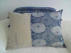 stockholm heart tokyo: Blogshop/ japanese ikat and sashiko pillows