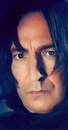 Severus Snape by Zugma