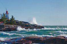 Northern Ontario Beauty! Killarney, Ontario Visit Canada, O Canada, Sudbury Canada, Lighthouse Storm, Manitoulin Island, Canadian Art, Photography Classes, Landscape Photos, Digital Photography