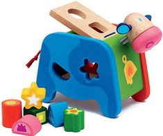 Best Gifts for 1-Year-Olds: Square Peg, Round Hole (via Parents.com)