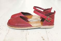 Our leather sandals are special and different because: - The sandals are made of…