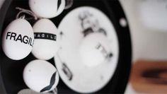 Måla påskägg i svart och vitt | Residence