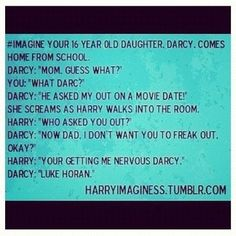 What's up with all the imagines having the name Darcy? That's such an awful name. <- Wait what? Harry Styles fact He wants to name his first born daughter Darcy. Harry Imagines, One Direction Imagines, I Love One Direction, Direction Quotes, Louis Imagines, You Dont Want Me, Things I Want, Harry Styles Facts, Plot Twist