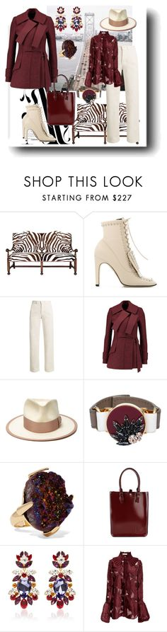 """Classy and Elegant"" by soulchicjourneyatelier ❤ liked on Polyvore featuring Sergio Rossi, Rachel Comey, Proenza Schouler, Nick Fouquet, Marni, Christopher Kane and Dolce&Gabbana"