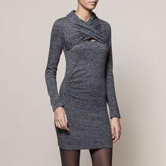 Robe femme IKKS (BC30415) | Vêtement Femme Hiver 13