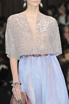 Armani Privé Haute Couture Spring 2014