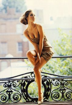 Once upon a time | Christy Turlington | Steven Meisel #photography