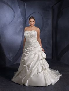 plus size #wedding dress/ this is the one!