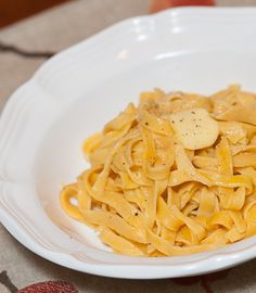 Butternut Squash Pasta | The Red Ranch