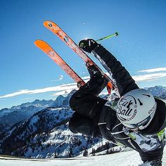 Thank you for this awesome shot! First Game, Winter Snow, Austria, Powder, Photo And Video, Eat, Awesome, Sports, Travel
