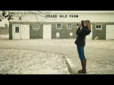 The girl behind Keeping it Real: Through the Lens of a Farm Girl in 30 seconds.