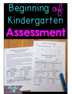 A quick yet in depth analysis of phonics, phonological awareness, writing, and math for the beginning of Kindergarten. Beginning Of Kindergarten, Beginning Of School, Kindergarten Classroom, Classroom Ideas, Elementary Teacher, Elementary Education, Classroom Organization, Teaching Materials, Teaching Resources