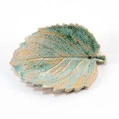 Ceramic Brooches – Ceramic brooch – a unique product by Zielonepalce on DaWanda