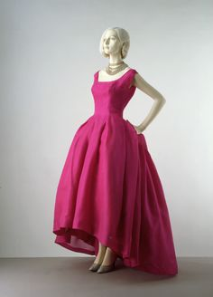 Dress Jacques Heim 1959