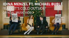 "Who doesn't love the classic holiday duet ""Baby, It's Cold Outside""? It's been around for 70 years now, but every generation has had at least one classic cover. Today's comes from Michael Buble and Idina Menzel. Listen to hear what their powerhouse voices do for a classic Christmas tune."
