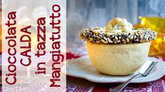 Cioccolata Calda in Tazza Mangiatutto | #NataleVeg