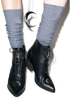 Y.R.U Aura Boot   Dolls Kill