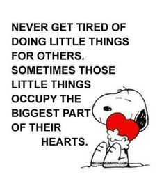 Wise words from Snoopy Great Quotes, Quotes To Live By, Me Quotes, Motivational Quotes, Inspirational Quotes, Quotes Images, Peanuts Quotes, Snoopy Quotes, The Words