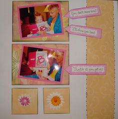 Story Telling with Nanna pg2 - Scrapbook.com