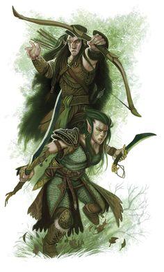 Sindar Elves