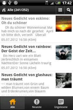 Reimemaschine App für Android Handys Gadgets, App, Website, Android Phones, Forgive, Loneliness, Poetry, Nice Asses, Apps
