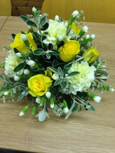 Carnations are rather popular and can be viewed as old fashioned since they've been around dating over 2000 years back. Valentine's Day Flower Arrangements, Flower Arrangement Designs, Flower Centerpieces, Flower Decorations, Carnation Wedding, Carnation Bouquet, Carnations, Wedding Flowers, Church Flowers