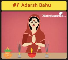 These Posters Show What An 'Adarsh Bahu' (Daughter-in-law) Is Expected To Be Like