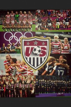 USA Women Soccer. I would love to attend a match, preferably one of their next Olympic or World Cup matches!
