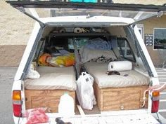 1000+ images about Truck camping setups on Pinterest | Truck Bed ...