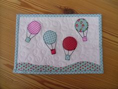 Mug Rug Pattern Free Size | This tutorial is part of the {Sew} Get Started: Beginner Sewing ...