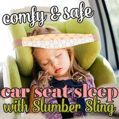 Slumber sling! I imagined something like this for finn but didnt know it actually existed!