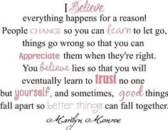Wise Wisdom Words Of MarilynMonroe