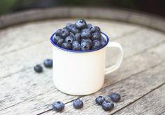 Blueberries via Flickr Gabriela Tulian