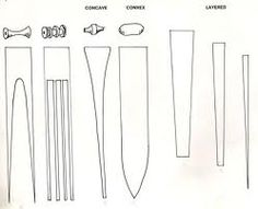 An amazing tutorial on how to make paper beads. It also shows different ways to cut them as shown in the picture above.In case I ever make paper beads. Make Paper Beads, Paper Bead Jewelry, How To Make Paper, How To Make Beads, Beading Tutorials, Beading Patterns, Bead Crafts, Jewelry Crafts, Handmade Beads