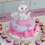 gata marie bolo aniversario 150x150 Bolo de aniversário Gatinha Marie