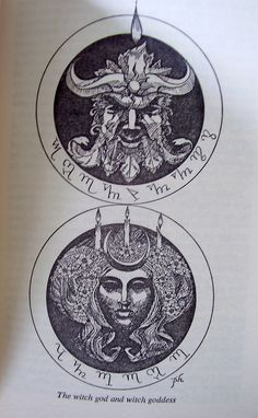 Witch God and Goddess