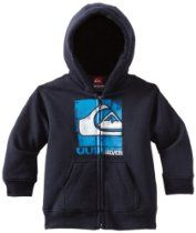 Quiksilver Baby-Boys Infant Solo Brother Hoodie Sweater