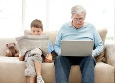 Caring for Aging Parents and Kids?  You're part of the new Sandwich Generation