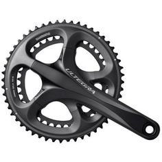 Bike Cranksets - Shimano Ultegra Ice Grey FC6700 Crankset *** Click on the image for additional details.