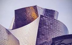 Guggenheim Museum für moderne Kunst in Bilbao, Spanien