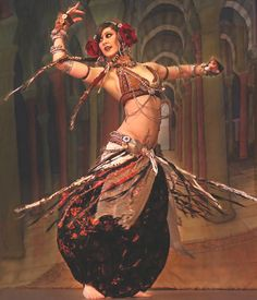 "Rachel Brice-The Bellydance Superstars...an amazing performance by the top bellydancers in the world.  Discovered by Stewart Copeland of ""The Police."""
