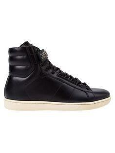 8a958a76be4 Designer High Tops for Men 2014 - Farfetch. High Tops For MenClassic SneakersSaint  LaurentKicks